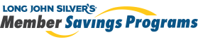 Long John Silver's Member Savings Programs